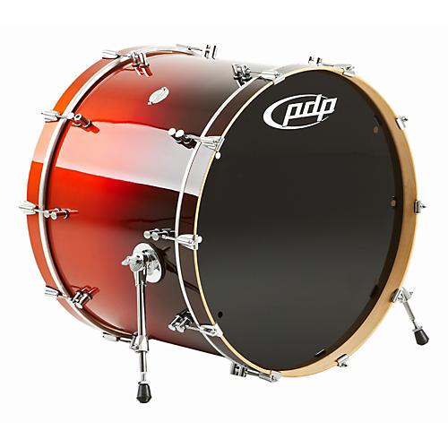 PDP by DW Platinum Lacquer Bass Drum-thumbnail