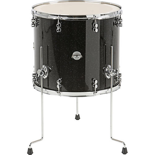 Pdp by dw platinum lacquer floor tom musician 39 s friend for 18 inch floor tom for sale