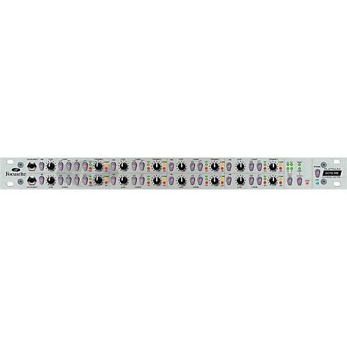 Focusrite Platinum OctoPre 8-Channel Mic Preamp