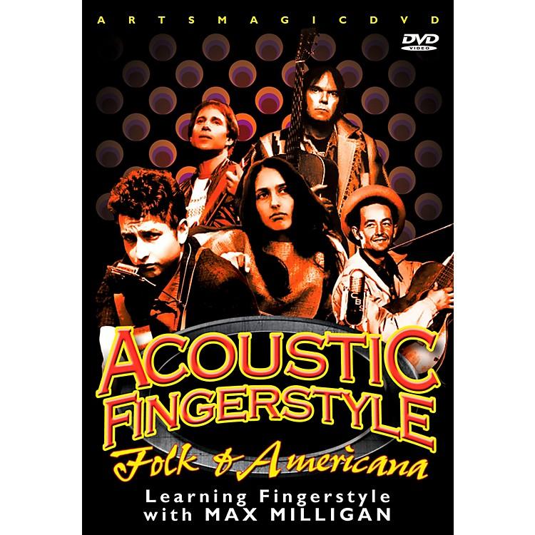 MVDPlay Acoustic Fingerstyle - Folk & Americana