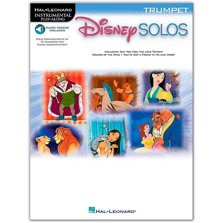 Hal LeonardPlay-Along Disney Solos Book with CD