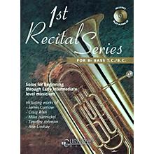 Hal Leonard Play-Along First Recital Series Book with CD Tuba or Bb Bass