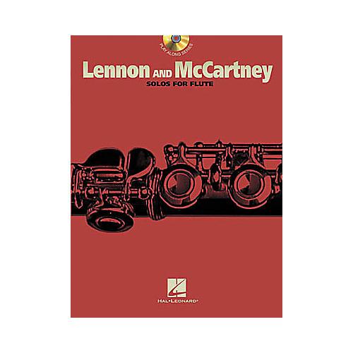 Hal Leonard Play Along Lennon And McCartney Solos (Book/CD)-thumbnail