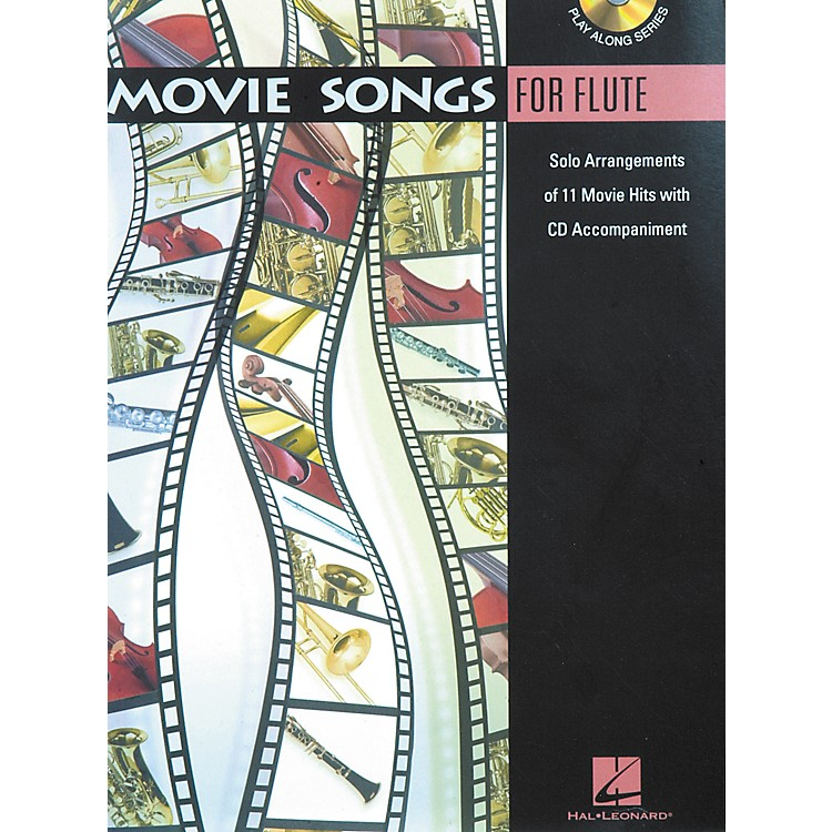 Hal Leonard Play-Along Movie Songs Book with CD Viola Viola