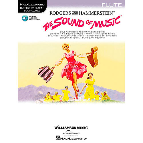 Hal Leonard Play Along Sound of Music (Book/CD)