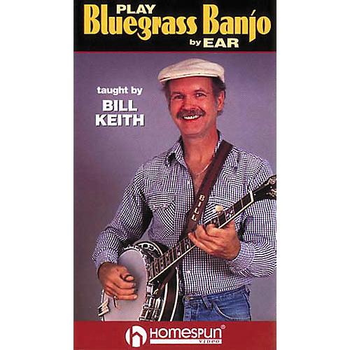 Hal Leonard Play Bluegrass Banjo By Ear