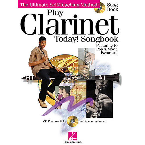 Hal Leonard Play Clarinet Today! (Songbook) Play Today Instructional Series Series CD Written by Various Authors