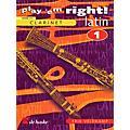 De Haske Music Play 'Em Right Latin - Vol. 1 (Vol. 1 - Clarinet) De Haske Play-Along Book Series-thumbnail