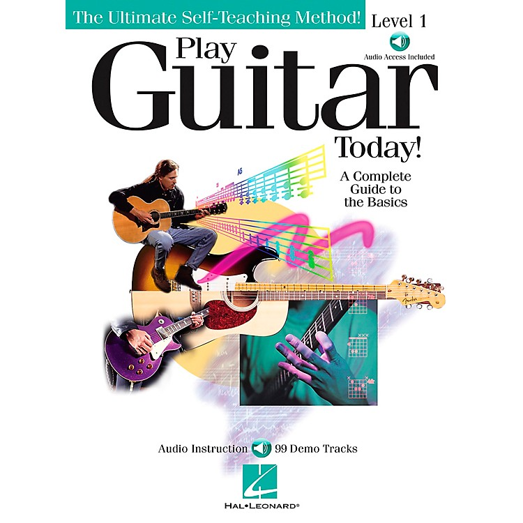 Hal LeonardPlay Guitar Today! - Level 1 Book/CD