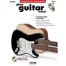 Proline Play Guitar Today! (Book/CD)