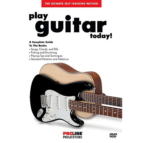 ProLine Play Guitar Today! (DVD)