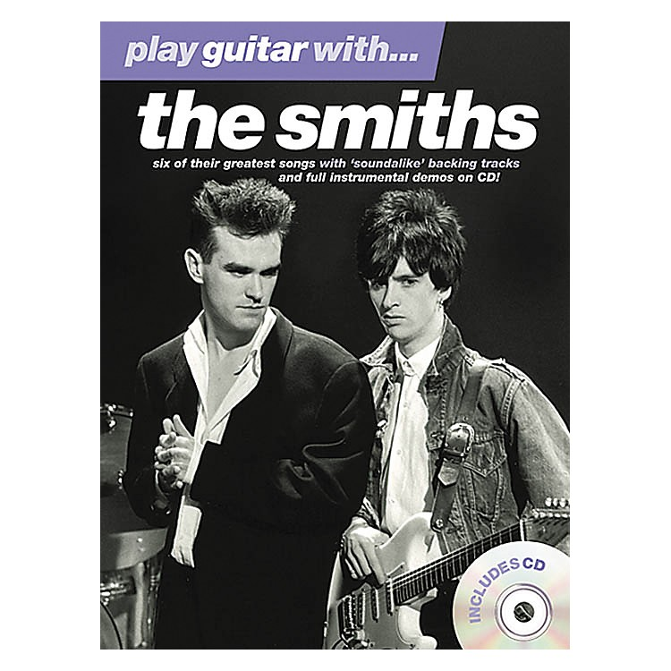 Music SalesPlay Guitar With The Smiths Book/CD