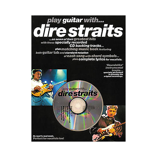 Hal Leonard Play Guitar with Dire Straits (Book/CD)