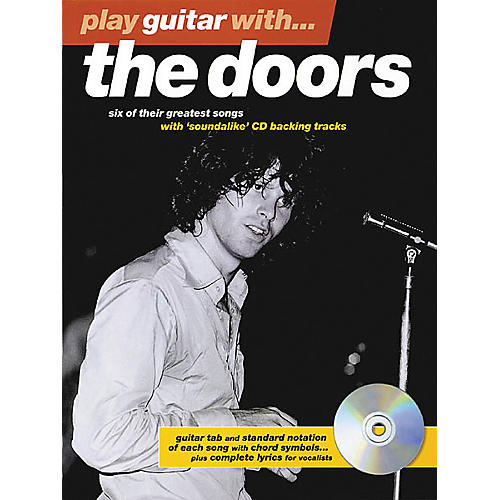 Hal Leonard Play Guitar with The Doors (Book/CD)