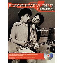 Hal Leonard Play Guitar with U2 (1980-1983) Book with CD