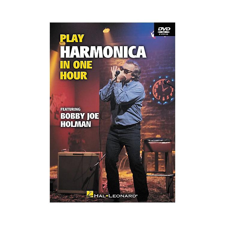 Hal LeonardPlay Harmonica In One Hour (DVD)