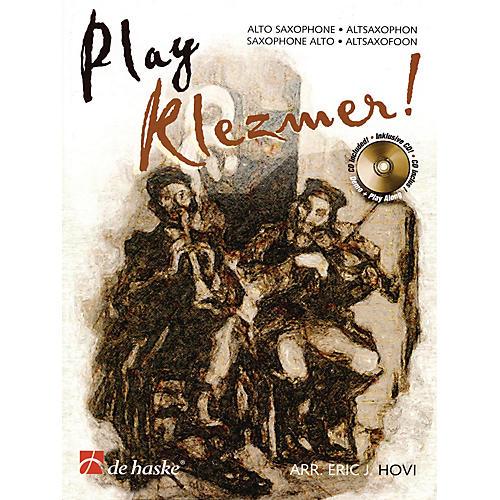 De Haske Music Play Klezmer! (Flute) De Haske Play-Along Book Series-thumbnail