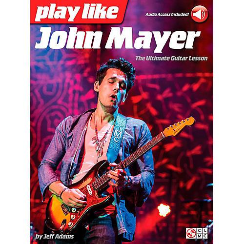 Hal Leonard Play Like John Mayer - Book/Audio Online-thumbnail