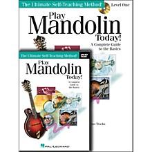 Hal Leonard Play Mandolin Today! Beginner's Pack - (Book/CD/DVD)