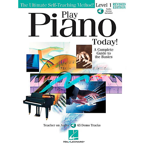 Hal Leonard Play Piano Today! - Level 1