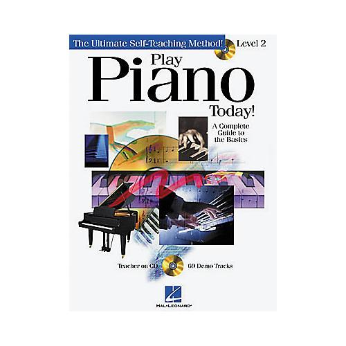 Hal Leonard Play Piano Today! - Level 2