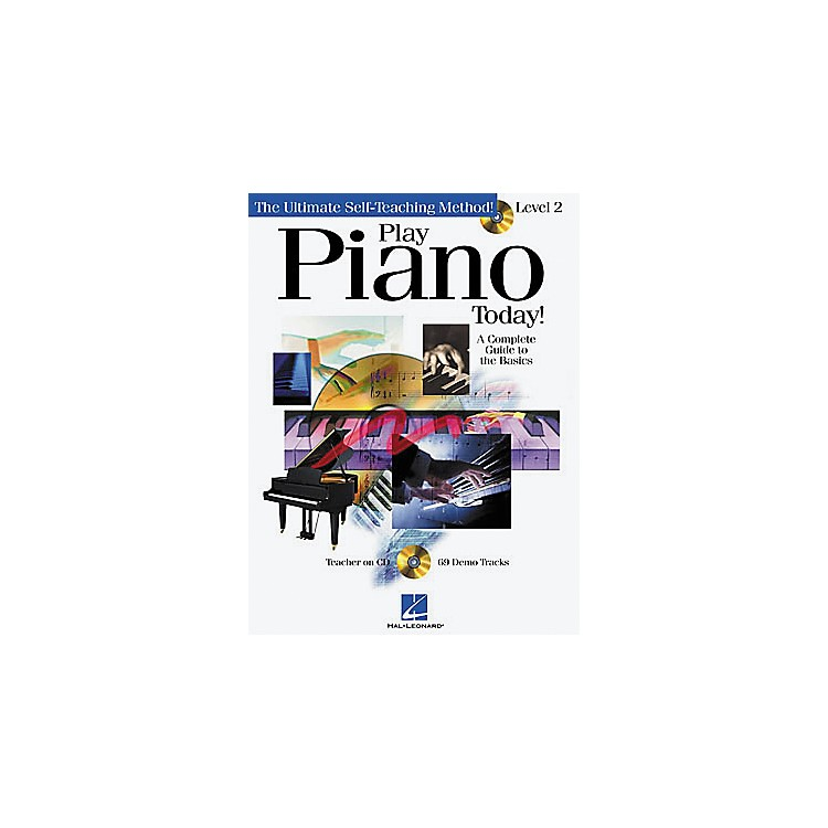 Hal Leonard Play Piano Today! - Level 2