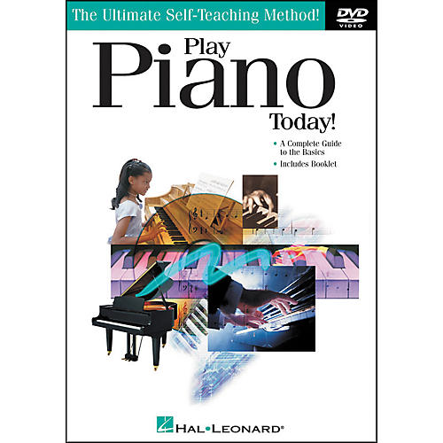 Hal Leonard Play Piano Today! DVD