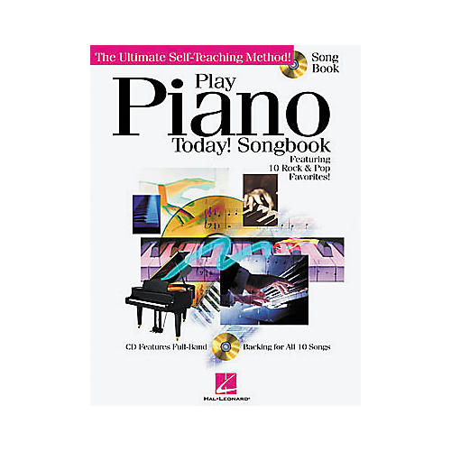 Hal Leonard Play Piano Today! Songbook