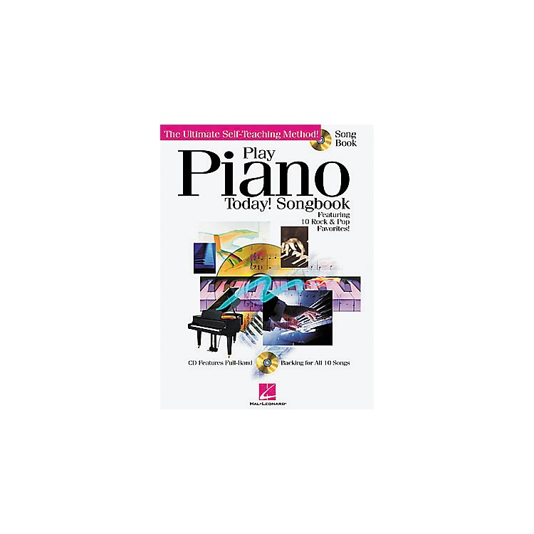 Hal Leonard Play Piano Today! Songbook