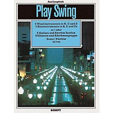 Schott Play Swing (Score) Schott Series
