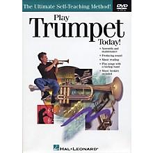 Hal Leonard Play Trumpet Today! (DVD)