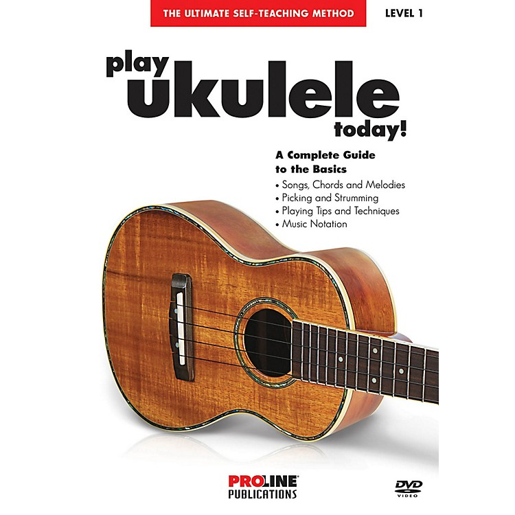 ProLinePlay Ukulele Today DVD