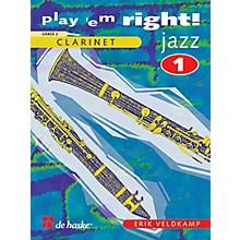 De Haske Music Play 'em Right Jazz - Vol. 1 De Haske Play-Along Book Series