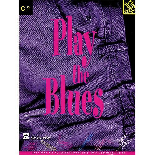 De Haske Music Play the Blues De Haske Play-Along Book Series-thumbnail