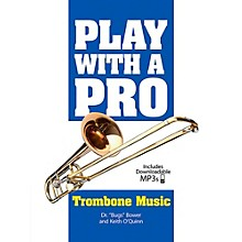 Alfred Play with a Pro: Trombone Music - Book & MP3 Downloads