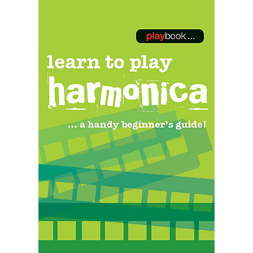Music Sales Playbook - Learn to Play Harmonica Music Sales America Series Softcover Written by Various-thumbnail
