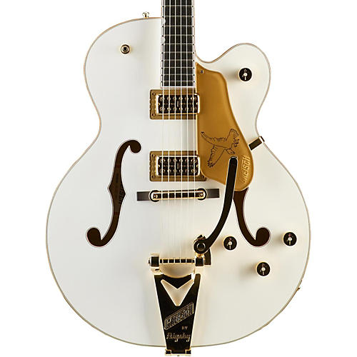 Gretsch Guitars Players Edition G6136T Falcon Hollowbody with String-Thru Bigsby Electric Guitar-thumbnail