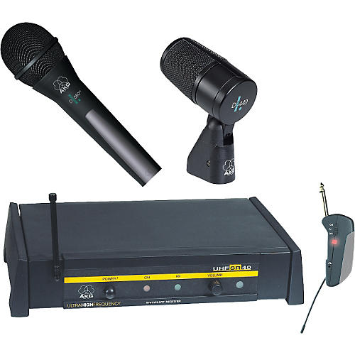 AKG Player's Pack Guitar Wireless System