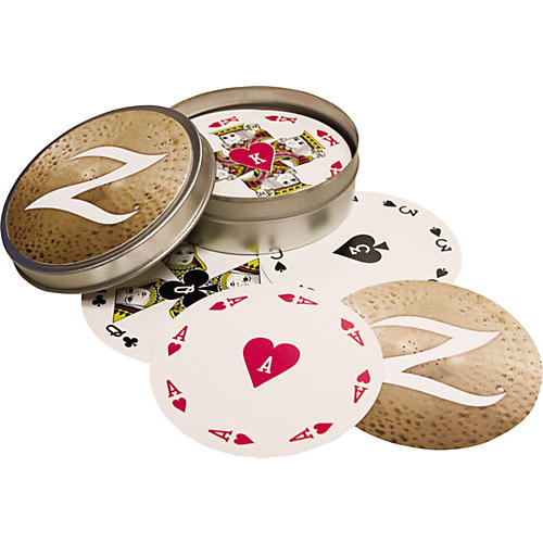 Zildjian Playing Cards