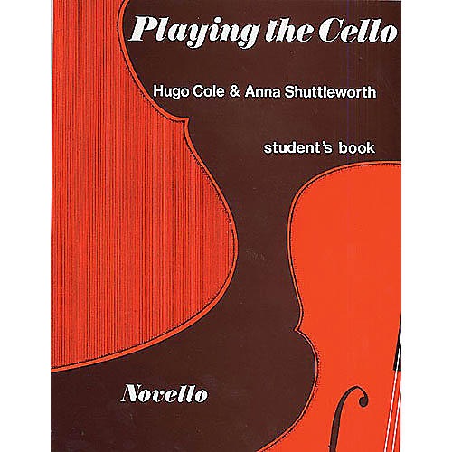 Music Sales Playing the Cello (Student's Book) Music Sales America Series Written by Anna Shuttleworth-thumbnail