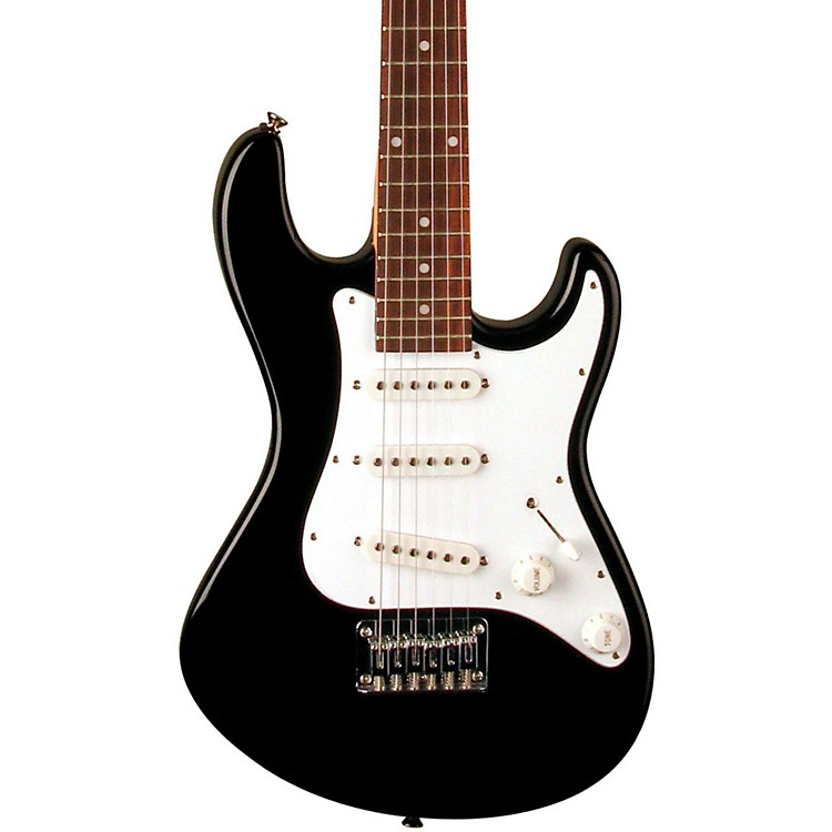 DeanPlaymate Avalanche J 3/4 Size Electric GuitarClassic Black