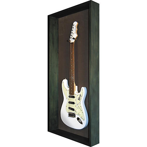 Display and Play Playola Convertible Electric Guitar Display Case