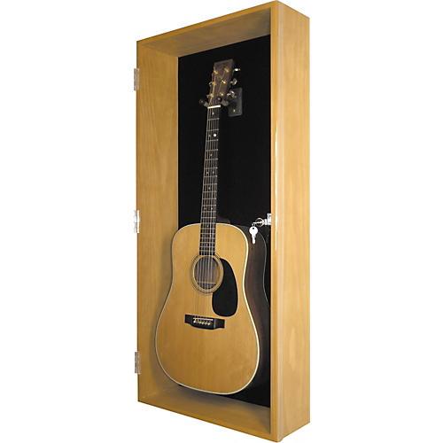 Display and Play Playola Hardtop Acoustic Guitar Display Case