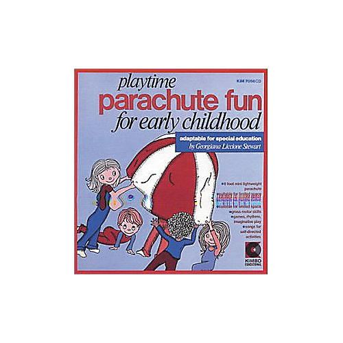 Kimbo Playtime Parachute Fun-thumbnail