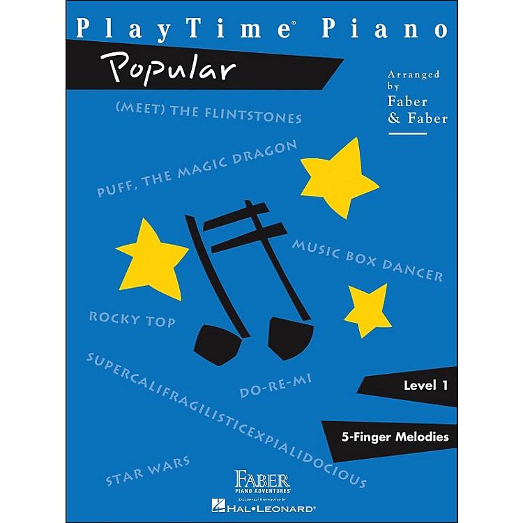 Faber MusicPlaytime Popular Level 1