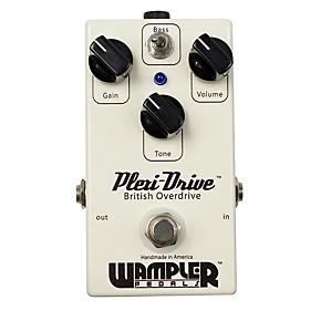 wampler plexi drive british overdrive guitar effects pedal musician 39 s friend. Black Bedroom Furniture Sets. Home Design Ideas