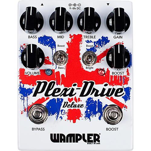 Wampler Plexi-Drive British Overdrive Pedal-thumbnail