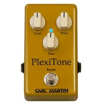 Carl Martin PlexiTone Single Channel Guitar Effects Pedal