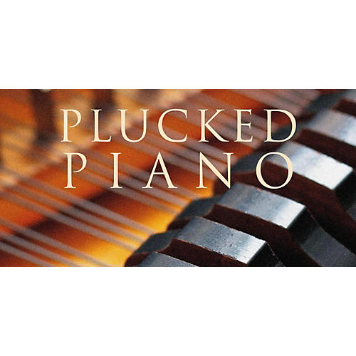 Spitfire Plucked Piano