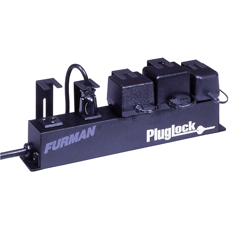 FurmanPlugLock Outlet Strip